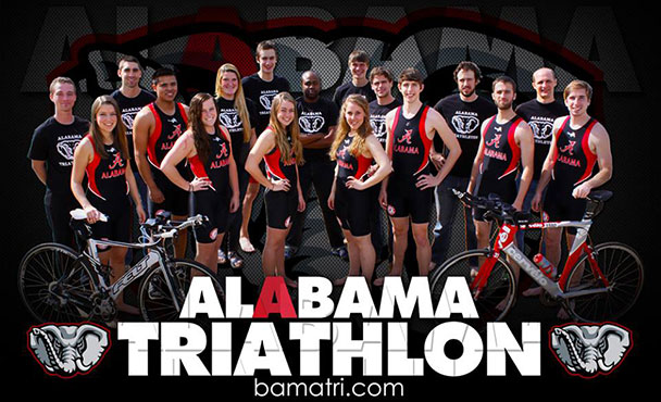 University of Alabama Triathlon Team
